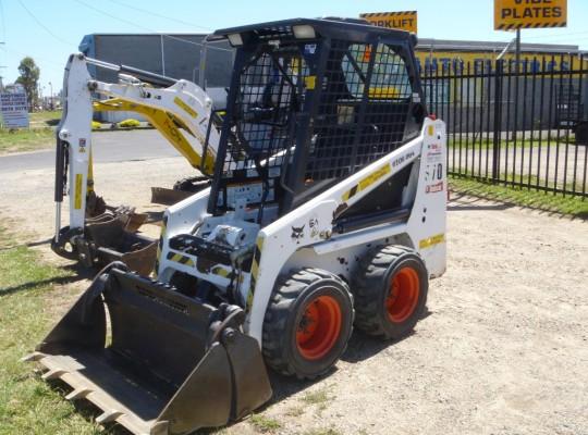 Bobcats Equipment Hire Hastings Bay 2 Bay Rental
